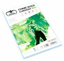 Ultimate Guard Pacco 100 Buste Comics Current Big 178x268mm Fumetti Bags 75777