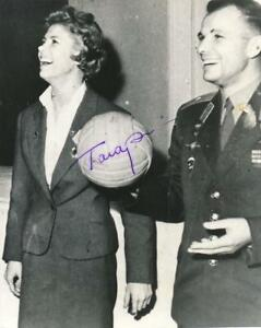 Yuri Gagarin- Vintage Signed Photograph