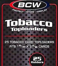Card Toploaders & Holders