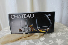 SCHOTT ZWIESEL ♛ 3x COGNAC Gläser cognacschwenker CHAUTEAU