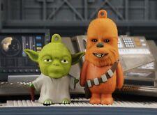 Star Wars Figure Cake Topper Decoration Yoda Jedi Chewbacca Wookiee K1109_B_J