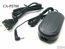 AC Adapter For CA-PS700 Canon Powershot S1 S2 S3 IS S5 IS SX1 SX10 IS SX20 IS
