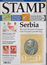 STAMP MAGAZINE STAMP COLLECTORS MAY 2016 VOLUME 82 NUMBER 5