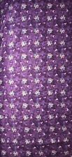 Rjr Heirloom Lilacs Quilt Fabric - 3 1/2 yds