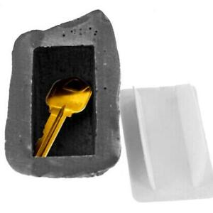 Hide a Key Fake Rock Safe Outdoor Realisic Stone Outside Secret Key Holder LIN