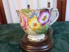 Beautiful Royal Albert Colorful Flower Designed Bone China Cup-Free Shipping