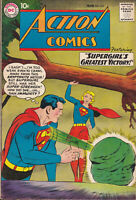ACTION COMICS #262 SUPERMAN (FN/FN+) MARCH 1962 SILVER AGE (DC)