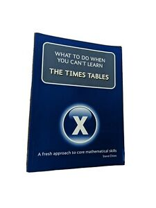 What to Do When You Can't Learn the Times Tables, Chinn, Stephen J., Used; Good