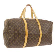 LOUIS VUITTON SAC SOUPLE 55 TRAVEL HAND BAG TH0930 PURSE MONOGRAM M41622 AK42062