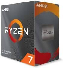 AMD Ryzen 7 3800XT 8-Core 16-Thread 3.9GHz Processor Without Cooler
