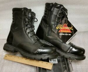 THOROGOOD GEN-FLEX2™ SERIES 8″ TACTICAL SIDE-ZIP JUMP BOOTS 834-6888 Size 11 W