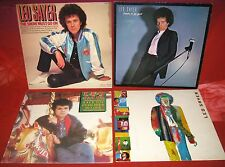 Leo Sayer Vinyl Records Job Lot x 5 -- Pop/Rock/Vocal