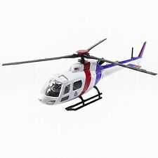 1:43 Airbus Helicopter Polis Police Diraja Malaysia PDRM 239 Diecast White Model