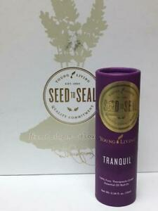 New Young Living Tranquil Roll On 100% Pure Therapeutic-Grade Essential Oil 10ml