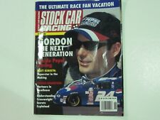 Vintage June 1999 Issue Stock Car Racing Magazine  VG condition!!  P-1629