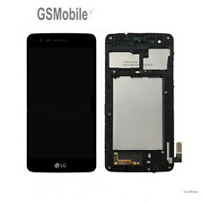 Genuine Black LG K4 2017 M160 Replacement Screen Frame Display LCD UK SELLER