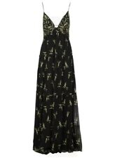 ba&sh Masha Long Dress Black Size XS $485