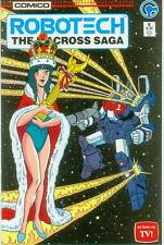 Robotech: the Macross saga # 9 (états-unis, 1986)