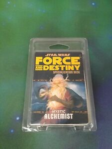 Star Wars Force and Destiny Specialization Deck - Mystic Alchemist