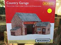 Hornby Skaledale Country Garage R9855 BNIB
