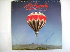 AIR SUPPLY - Vinyl - The One That You Love - Sleeve