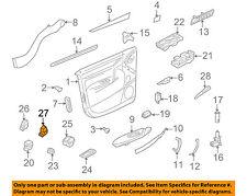 PORSCHE OEM 03-06 Cayenne Fuel Door Gas Cap Hatch-Switch 955613158006N3