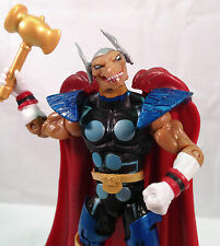 BETA RAY BILL  # 011 Marvel Universe Collection LOOSE & COMPLETE Figure