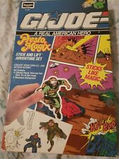 G.I. Joe Presto Magix - Stick and Lift Adventure Set Rose Art 1991 - New Sealed