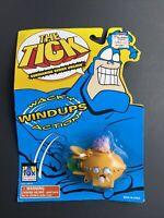 Bandai 1995 The Tick Wacky Windups Action Submarine Sewer Urchin