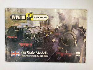 Wrenn Railways Fourth Edition Handbook - Excellent Condition - FREE POST