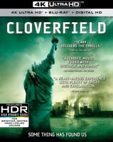 Cloverfield [New 4K UHD Blu-ray] With Blu-Ray, 4K Mastering, Ac-3/Dolby Digita