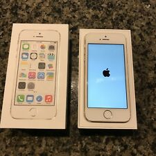 Apple iPhone 5s - 32GB 4G LTE (FACTORY GSM Unlocked) AT&T iOS Smartphone - Gold