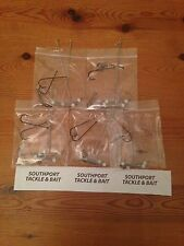 5 quality 3 hook paternoster sea fishing rigs