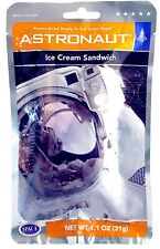 Ice Cream Sandwich NASA Astronaut Freeze Dried Space Food