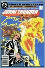 Jonnie Thunder #1 1985 Dick Giordano DC Comics