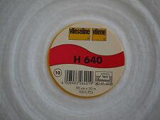 50 cm Freudenberg Volumenvlies H640 , Bügeleinlage 90 cm breit