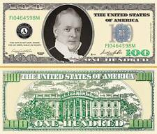 "JAMES BUCHANAN - BILLET ""100 DOLLAR US"" -  Collection President Million Histoire"
