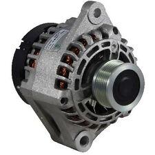La dínamo generador 120a Opel Zafira 1.9 CDTI Vectra C Astra H Signum