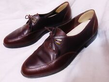 ROCKPORT Amazonas Women's Oxford Style Shoes Size 7.5 N Narrow Brown Leather