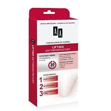 AA Lifting Antigravitation 3 Stufen Proffesional Behandlung Peeling Maske Creme