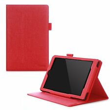 roocase Dual View Pro Folio Case Smart Cover Amazon Fire HD 8 Tablet (2015)23c