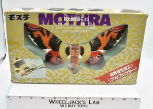 Mothra 1964 NEW MIB 100% Complete 1992 Bandai Action Figure