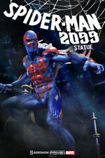 Sideshow Prime 1 Studio Marvel Spider-Man 2099 Miguel O'Hara Statue In Stock