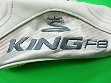 Cobra King F8 Ladies Fairway Golf Club Head Cover - Excellent Condition ~ A-B