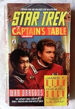 WAR DRAGONS (Star Trek) The Captain's Table, Book 1 by L A Graf (Pocket Books)