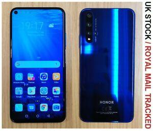 Huawei Honor 20  - 128GB + 6GB RAM- Blue (Unlocked) UK Version - Grade A