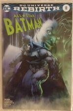 DC Comics ALL-STAR BATMAN #8 Jim Lee Variant Cover JOKER ROBIN GOTHAM CATWOMAN