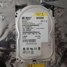 Western Digital 20GB IDE 3.5 HDD, WD200BB-75DEA0, DCM DSBACV2AA 100% tested
