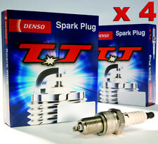 4 X Denso TT Spark Plugs MINI ONE 1.6 (R50, R53) 2001 - 2006