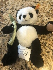 Steiff-Bears *Manschli Panda original 282188 hard to find with tags